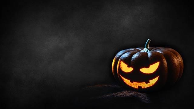 Halloween Pumpkin Dark - Free image on Pixabay (179374)