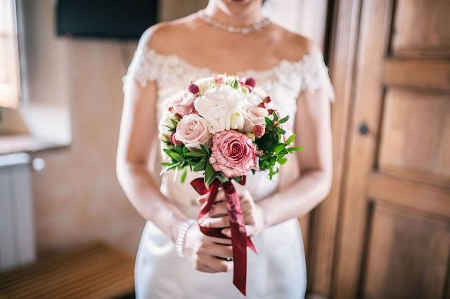 Bridal Bouquet Wedding - Free photo on Pixabay (179504)