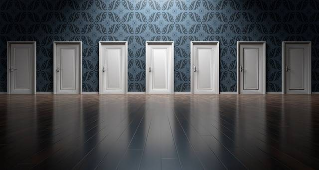 Doors Choices Choose - Free photo on Pixabay (179561)
