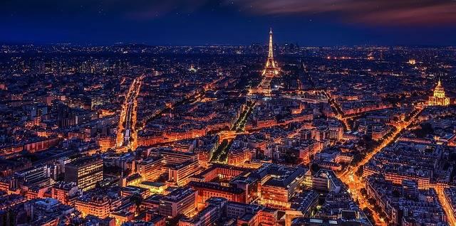 Paris France Eiffel Tower - Free photo on Pixabay (179566)