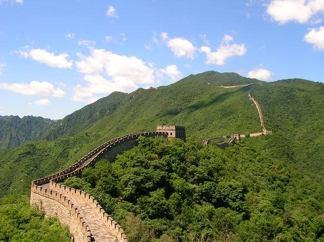 Great Wall Of China Landscape - Free photo on Pixabay (179763)