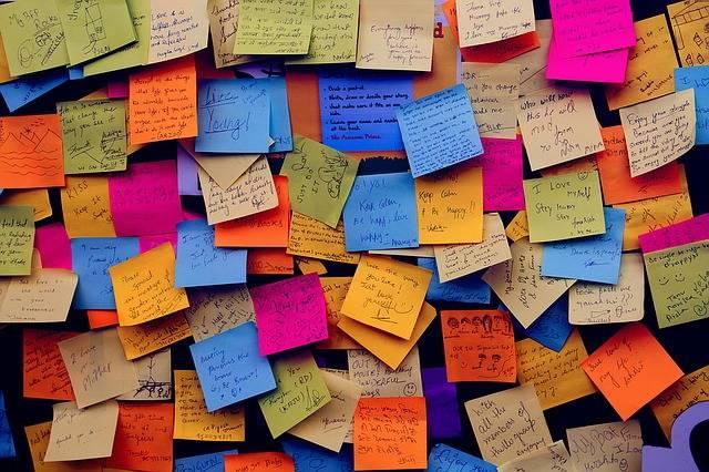 Post It Notes Sticky Note - Free photo on Pixabay (180397)
