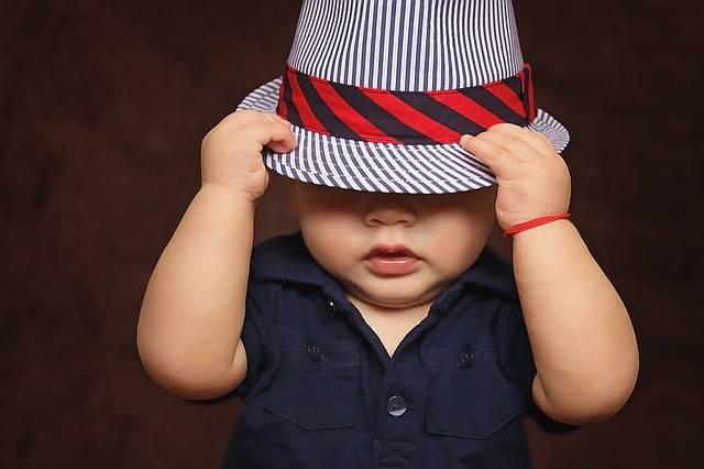 Baby Boy Hat - Free photo on Pixabay (180781)