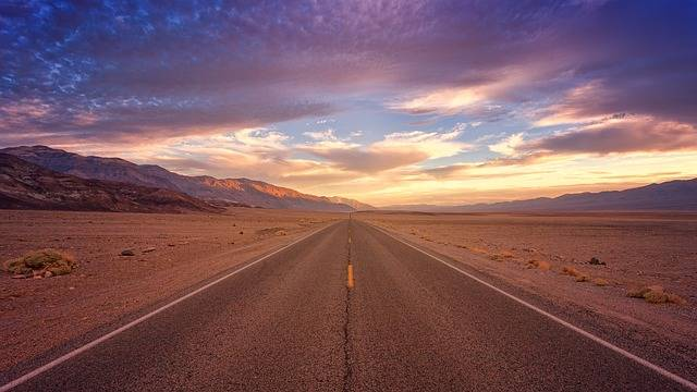 Road Away Death Valley - Free photo on Pixabay (181082)