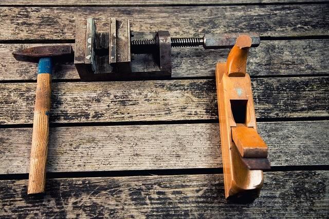 Hammer Tools Carpentry - Free photo on Pixabay (182106)