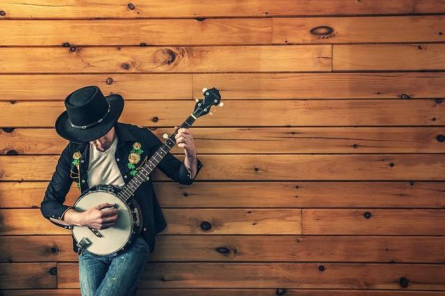 Musician Country Song Banjo - Free photo on Pixabay (182818)