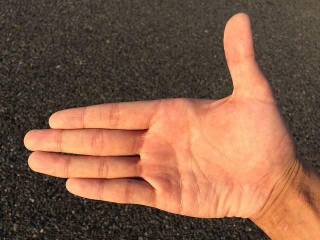 Hand Finger Skin - Free photo on Pixabay (183090)