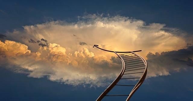 Head Beyond Clouds - Free photo on Pixabay (183134)