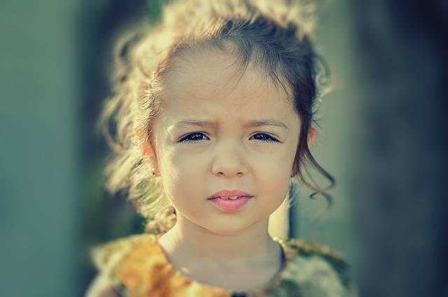 Girl Worried Portrait - Free photo on Pixabay (183385)