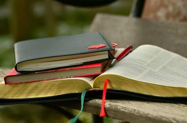 Books Bible Learn - Free photo on Pixabay (183791)