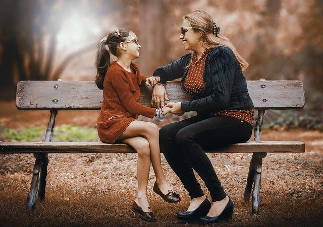 Mother And Daughter Adult Women - Free photo on Pixabay (183919)