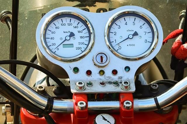 Armature Motorcycle Speedo Speed - Free photo on Pixabay (183999)