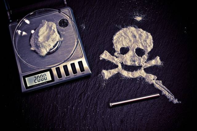 Drugs Death Cocaine - Free photo on Pixabay (184646)