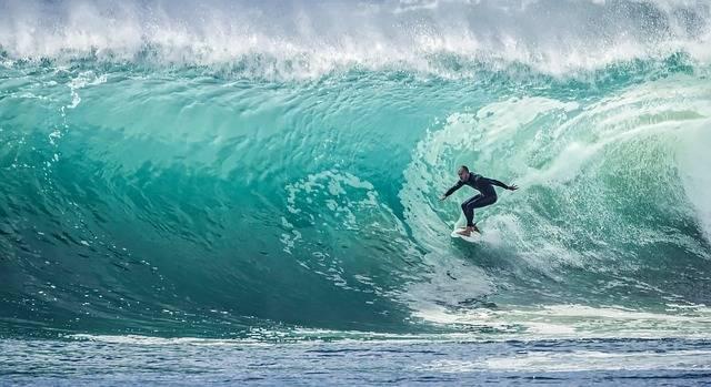 Wave Surfer Sport - Free photo on Pixabay (184822)