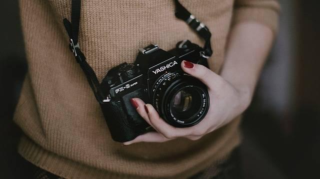 Photographer Photo Camera - Free photo on Pixabay (184987)
