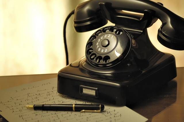Phone Dial Old - Free photo on Pixabay (185034)