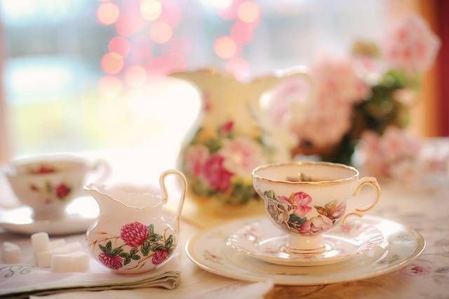 Tea Party Pink - Free photo on Pixabay (185082)