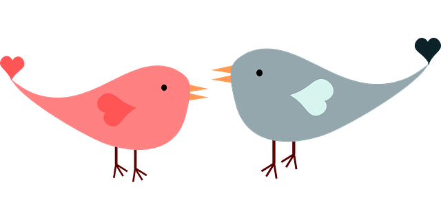 Love Birds Lovebirds - Free vector graphic on Pixabay (185188)