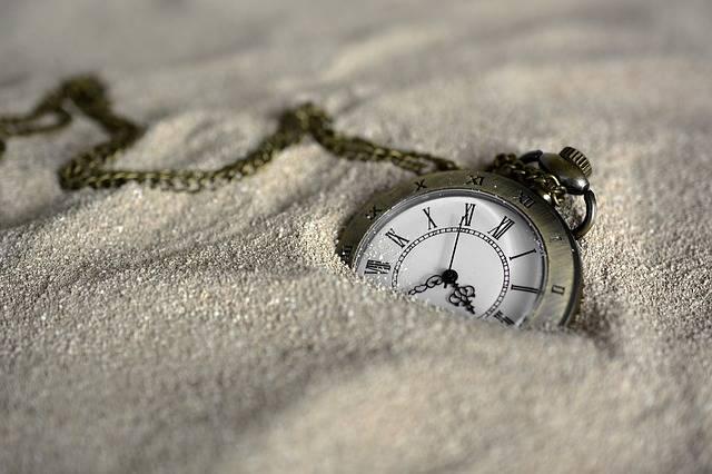 Pocket Watch Time Of Sand - Free photo on Pixabay (186343)