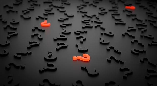 Question Mark Important Sign - Free image on Pixabay (186457)