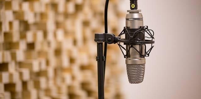 Mic Recording Record - Free photo on Pixabay (187741)
