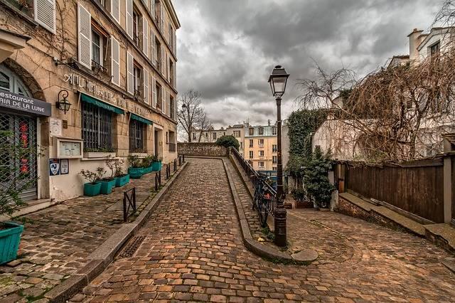 Paris Montmartre Path - Free photo on Pixabay (187809)