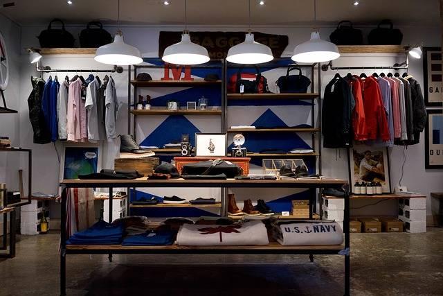 Store Clothing Shop - Free photo on Pixabay (188579)