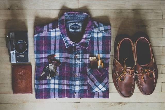 Fashion Shirt Shoes - Free photo on Pixabay (188597)