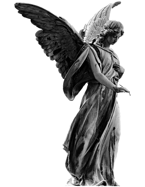 Angel Statue Figure - Free photo on Pixabay (189874)