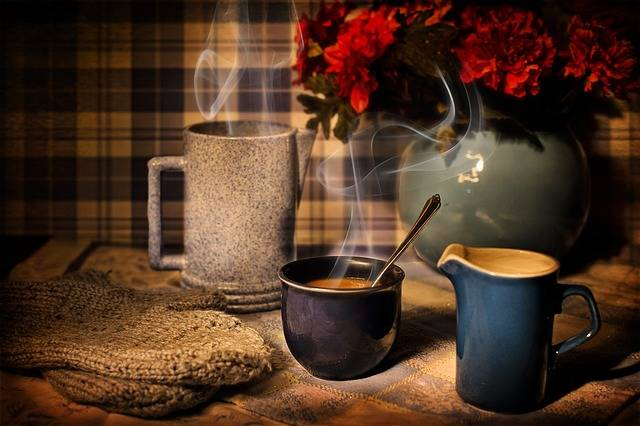 Coffee Winter Warmth - Free photo on Pixabay (190404)