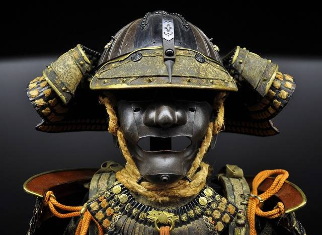 Samurai Suit Helmet - Free photo on Pixabay (192279)
