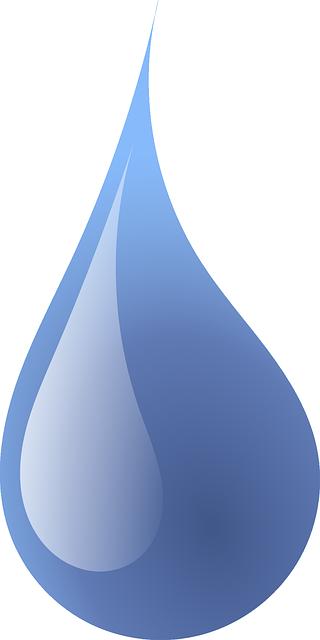 Drop Water Rain - Free vector graphic on Pixabay (193557)