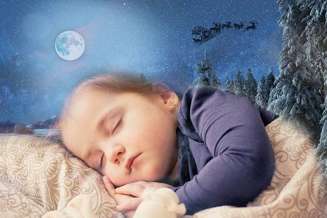 Christmas Child Dream - Free photo on Pixabay (194068)