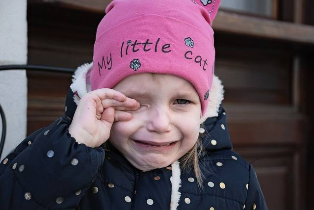 Baby Tears Portrait - Free photo on Pixabay (195727)