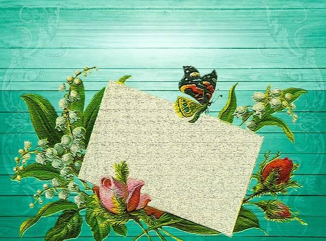 On Wood Birthday Place Card - Free image on Pixabay (195968)