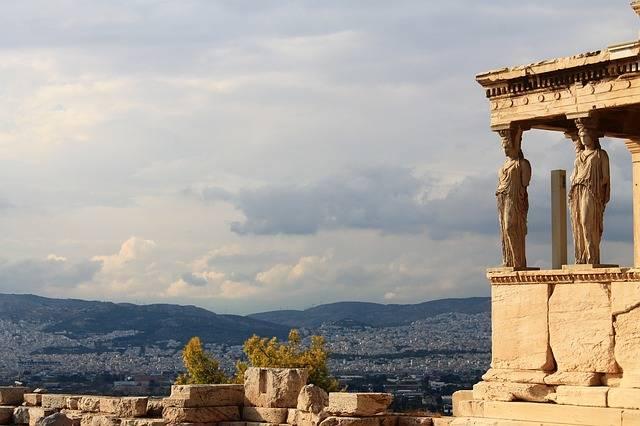 Acropolis Greece Ancient - Free photo on Pixabay (196005)