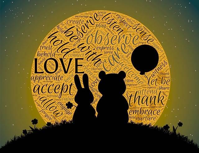 Love Companionship Friendship - Free image on Pixabay (196490)