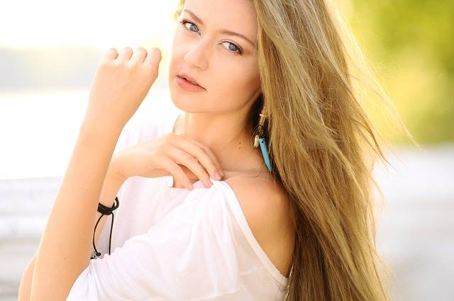 Hair Portrait Woman - Free photo on Pixabay (197048)