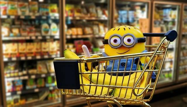Minion Banana Fruit - Free photo on Pixabay (199153)