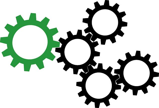Gear-Wheel Gearwheel Gear - Free vector graphic on Pixabay (199822)