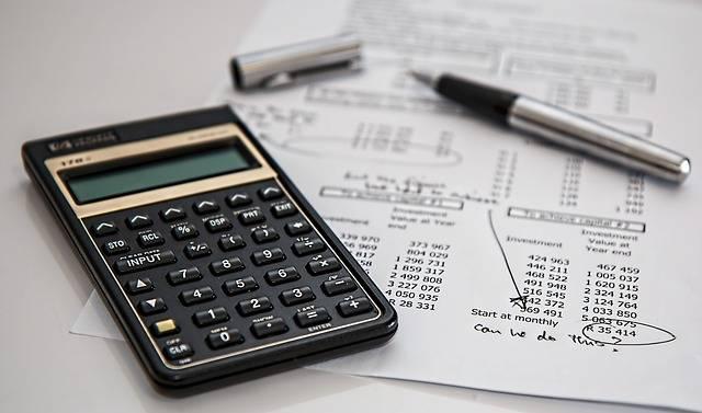 Calculator Calculation Insurance - Free photo on Pixabay (200310)