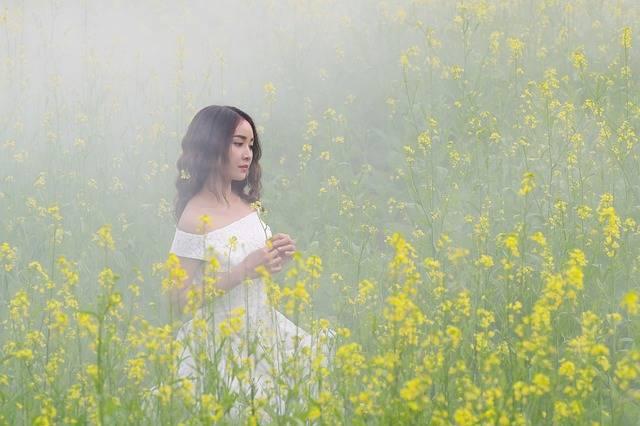 Portrait Girl Fog - Free photo on Pixabay (200837)