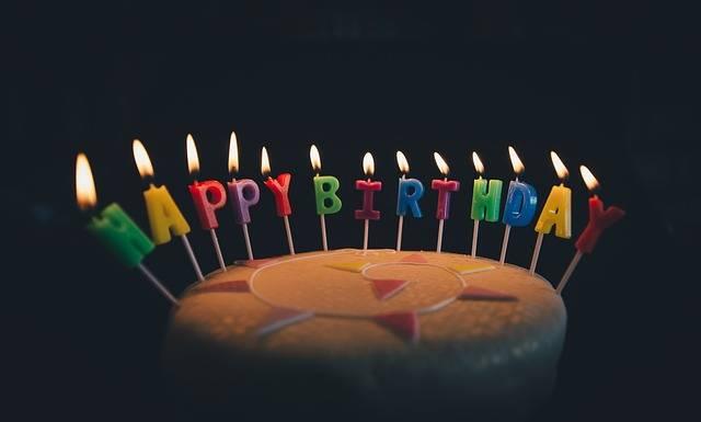 Birthday Cake - Free photo on Pixabay (201305)