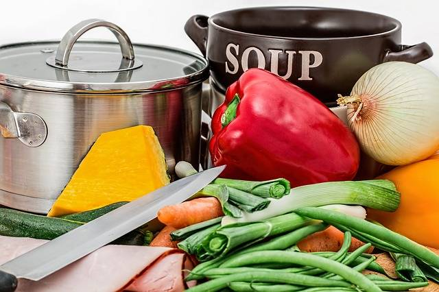 Soup Vegetables Pot - Free photo on Pixabay (203027)