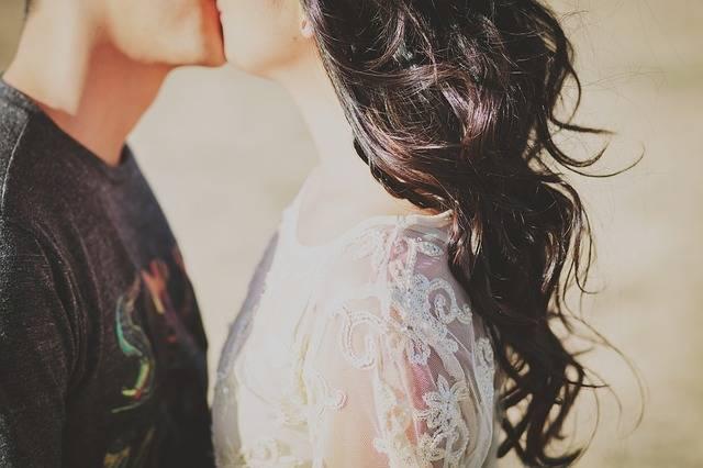Young Couple Kiss - Free photo on Pixabay (203083)
