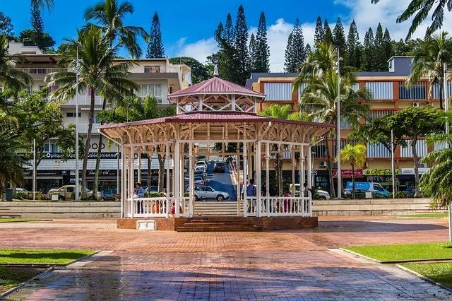 South Pacific Rotunda Park - Free photo on Pixabay (203504)