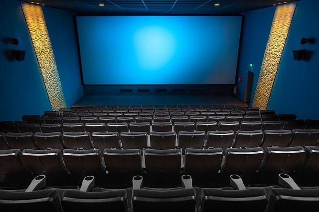 Cinema Hall Film - Free photo on Pixabay (203512)