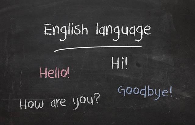 English Language - Free photo on Pixabay (203667)
