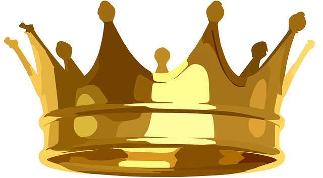 Crown Golden Royal - Free vector graphic on Pixabay (203687)