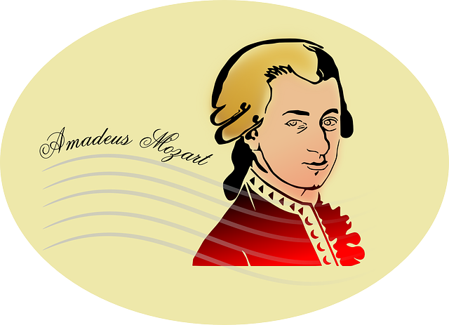 Mozart Man Person - Free vector graphic on Pixabay (204012)